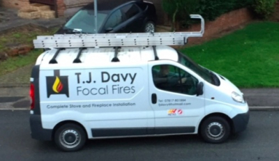 TJdavy Focal Fires, Bristol stove installer, wood burning and multifuel stove installation, fireplace installer